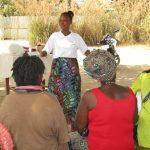 The Water Project: Kasongha, 8 BB Kamara Street -  Hygiene Training Session