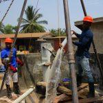 The Water Project: Kasongha, 8 BB Kamara Street -  Yield Test