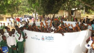 The Water Project:  Celebration At The New Well