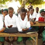The Water Project: DEC Makassa Primary School -  Handwashing Demonstration