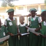 The Water Project: DEC Makassa Primary School -  Students At Training
