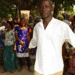 The Water Project: DEC Makassa Primary School -  Sulaiman Conteh