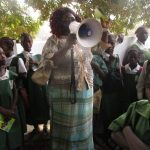 The Water Project: DEC Makassa Primary School -  Thank You Speech From Iasatu Conteh