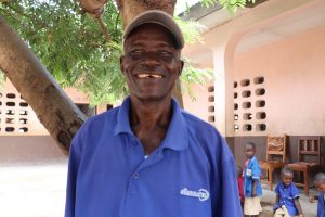 The Water Project:  Bai Sesay