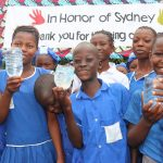 The Water Project: Mahera, SLMB Primary School -  Clean Water