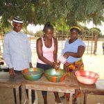 The Water Project: SLMB Primary School -  Handwashing Training