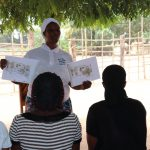 The Water Project: Mahera, SLMB Primary School -  Hygiene Trainer