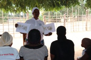 The Water Project:  Hygiene Trainer