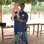 The Water Project: SLMB Primary School -  Learning About Diarrhea