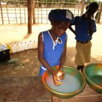 The Water Project: SLMB Primary School -  Student Handwashing Demonstration