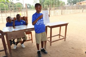 The Water Project:  Student Participation