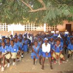 The Water Project: SLMB Primary School -  Students At The Training