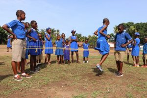 The Water Project:  Traditional Skipping Game
