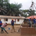 The Water Project: SLMB Primary School -  Drill Rig