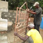 The Water Project: Mahera, SLMB Primary School -  Gate
