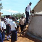 The Water Project: Bululwe Secondary School -  Site Management