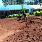 The Water Project: Hombala Secondary School -  Site Preparation