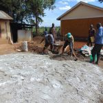 The Water Project: Kimangeti Girls' Secondary School -  Preparing The Site