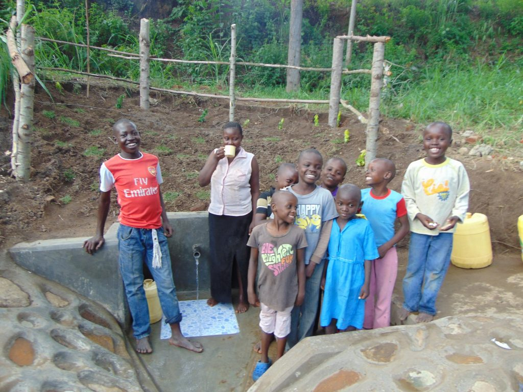 The Water Project : 1-kenya19117-completed-spring