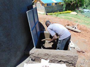 The Water Project:  Tap Box Construction