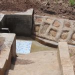 The Water Project: Mwichina Community, Shihunwa Spring -  Completed Spring