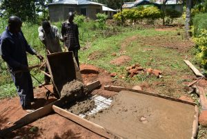 The Water Project:  Casting Sanitation Platform