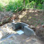 The Water Project: Emukangu Community, Okhaso Spring -  Okhaso Spring
