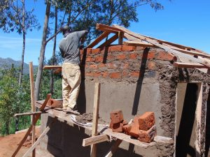 The Water Project:  Latrine Constsruction
