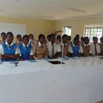 The Water Project: Kimangeti Girls' Secondary School -  Training Begins