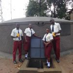 The Water Project: St. Theresa's Bumini High School -  Smiles For Running Water