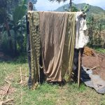 The Water Project: Malimali Community, Shamala Spring -  Toilet