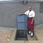 The Water Project: St. Theresa's Bumini High School -  Standing Proud