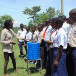 The Water Project: Imanga Secondary School -  Handwashing Training