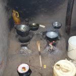 The Water Project: Malimali Community, Shamala Spring -  Kitchen