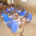 The Water Project: Eshiakhulo Primary School -  Group Discussion