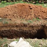 The Water Project: St. Theresa's Bumini High School -  Latrine Excavation