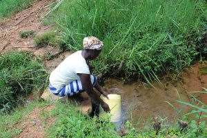 The Water Project:  Gentrix Fetches Water