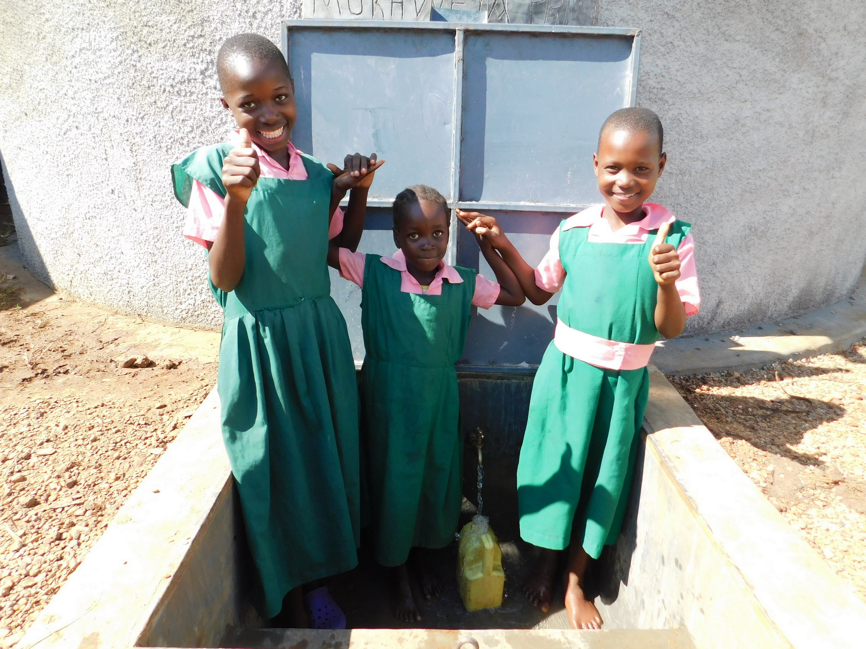 The Water Project : 22-kenya19034-all-smiles