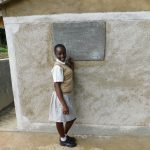The Water Project: Kimangeti Girls' Secondary School -  Outside Latrines