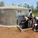 The Water Project: Imanga Secondary School -  Washing Dishes