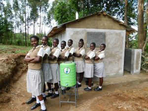 The Water Project:  Handwashing Staion