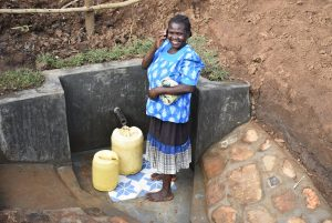 The Water Project:  Chatting While Fetching Water