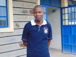 The Water Project:  Mr Sandanji Chiseve