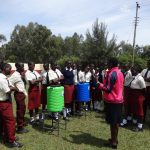 The Water Project: St. Theresa's Bumini High School -  Handwashing Training