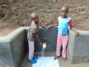 The Water Project:  Getting A Drink