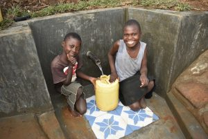 The Water Project:  Big Smiles