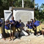 The Water Project: Eshiakhulo Primary School -  Completed Boys Latrines