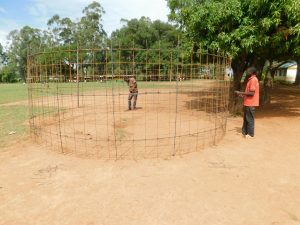 The Water Project:  Readying The Rebar