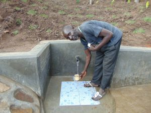 The Water Project:  Treasurer Christopher Taifa