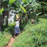 The Water Project: Malimali Community, Shamala Spring -  Gentrix Walks Home